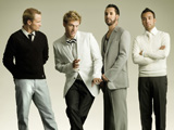 The Backstreet Boys part ways with their record label Jive Records.