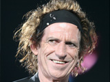 REX Keith Richards