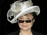 "Yoko Ono says that her late husband John Lennon would be ""totally angry"" at the state of the world."