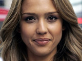 Jessica Alba reveals that she was reluctant to rebel against her family's strict beliefs growing up.