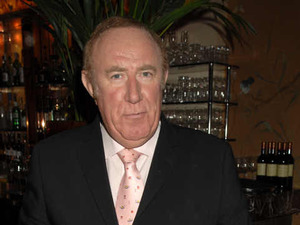Andrew Neil at Michael Winner's 'Fat Pig Diet' book launch party, Belvedere Restaurant, Holland Park, London,