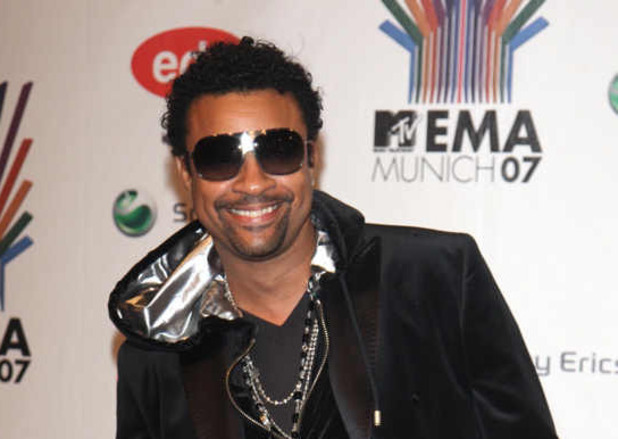 Shaggy at MTV Europe Music Awards 2007, Munich, on Nov 01
