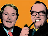 Victoria Wood reveals details of her upcoming drama Morecambe and Wise: The Early Years.