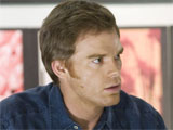 Michael C. Hall as 'Dexter'