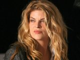 "Kirstie Alley says that she ""feels good"" about her teenage son True's engagement."