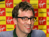 Graham Coxon reveals that Blur spent an evening eating cheese in the nude after a gig last year.
