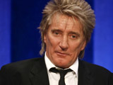"Rod Stewart explains that he gave his first child up for adoption because he was ""broke and stoned""."