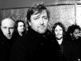 "Guy Garvey says that he is ""in terrible trouble"" for revealing the name of Elbow's upcoming album."