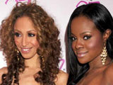 160x120 - Amelle Berrabah and Keisha Buchanan at  '27 Dresses' Gala Screening in aid of the Lavender Trust, London