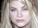 Kirstie Alley at Mercedes-Benz Fashion Week Autumn/Winter 2008/2009, Culver City, Los Angeles