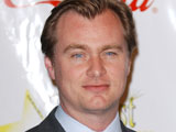 Christopher Nolan with his award at Showest Awards Gala at the Paris Hotel, Las Vegas