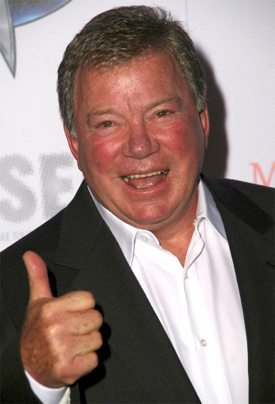 william. william shatner 2011. william
