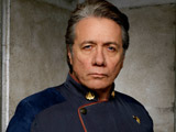 Generic Edward James Olmos as Admiral William Adama