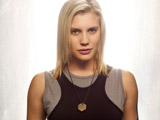 Katee Sackhoff as Kara Thrace
