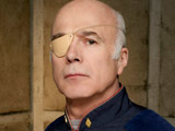 Generic Michael Hogan as Col. Saul Tigh