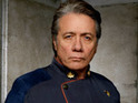 Edward James Olmos will make a guest appearance in a new episode of CSI: NY.