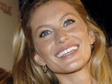 Gisele Bunchen at Vogue launch its Spring / Summer 2008 Eyewear range, Ibiza