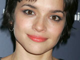 Norah Jones at  'My Blueberry Nights' film premiere, New York
