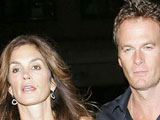 Cindy Crawford and Rande Gerber out and about in New York