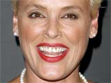 Brigitte Nielsen smiling for the camera's at the '12th Prism Awards' at the Beverly Hills Hotel, Los Angeles, America