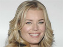 Rebecca Romijn says that she loves watching her twin daughters develop their personalities.