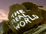 'The Real World' logo