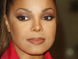 Janet Jackson attending the opening of Alexander McQueen Boutique in Los Angeles