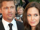 Brad Pitt and Angelina Jolie attending  'Kung Fu Panda' film premiere at the 61st Cannes Film Festival