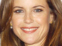 Kelly Preston admits that she is anxious to give birth to her son.