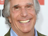 Henry Winkler at 'You Don't Mess with The Zohan' film premiere, Hollywood