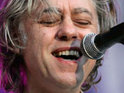 Sir Bob Geldof insists that has never concerned himself with attaining commercial success.