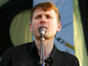 Franz Ferdinand frontman Alex Kapranos denies that he is planning to write a musical.