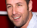 Adam Sandler accepts the 2,431st star on the Hollywood Walk Of Fame.