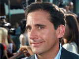 Steve Carell at the 'Get Smart' Film Premiere in Los Angeles