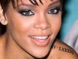 Rihanna at a 'Good Girl Gone Bad: Reloaded' CD Signing, New York