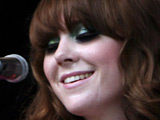 Kate Nash at Glastonbury