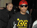 Pharrell Williams files a lawsuit against an Italian company over the rights to his Ice Cream brand.