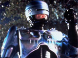 Robocop, from the movie Robocop 3, movie still