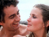 Bo Derek and Dudley Moore in '10'