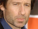 "David Duchovny reportedly says that he would ""go gay"" for the stars of Twilight."