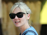 Kirsten Dunst out and about, Soho, New York