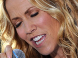 Sheryl Crow at the NBC 'Today Show' Summer Concert