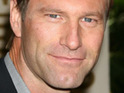 Aaron Eckhart admits that his personal life rarely attracts the attention of the press.