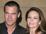 Josh Brolin and Diane Lane at the 4th Annual HollyShorts Film Festival in Los Angeles
