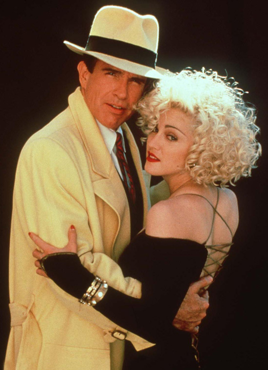 Madonna Warren Beatty Back to article In Pictures