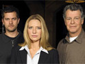 John Noble teases the second season finale of Fringe.