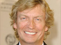 Nigel Lythgoe reveals that he is backing Pamela Anderson on Dancing With The Stars.
