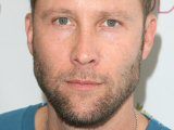 Former Smallville star Michael Rosenbaum supporting the global breast cancer organization Susan G. Komen for the Cure