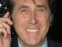Roxy Music's Bryan Ferry says that he struggles to flirt with beautiful woman in social situations.