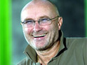 Phil Collins says that his ex-wife kept him from playing a Russian serial killer in an HBO film.